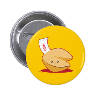 Fortune Cookie Button