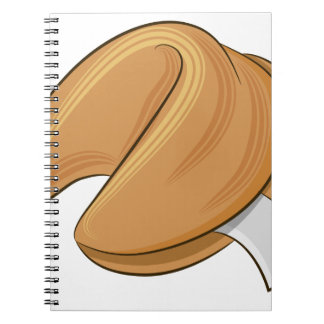 Fortune Cookie Drawing Notebook