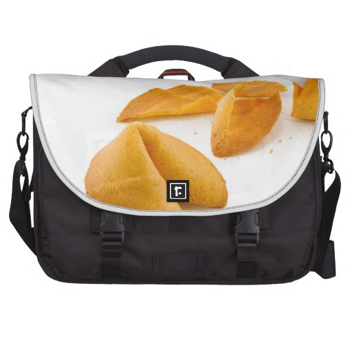 Fortune Cookie Laptop Bags
