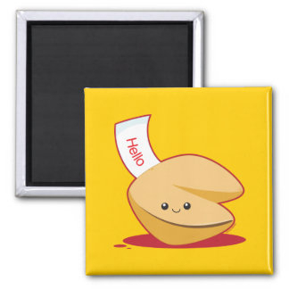 Fortune Cookie Magnet