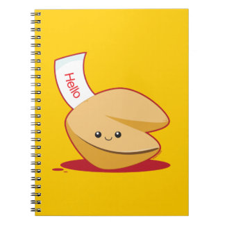 Fortune Cookie Notebook