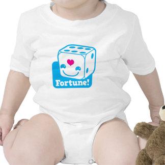 FORTUNE cute little kawaii dice Shirt