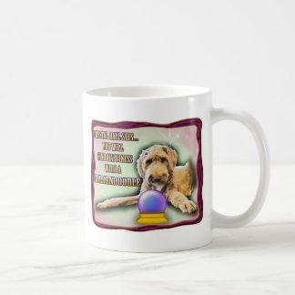 Fortune Doodle Coffee Mug