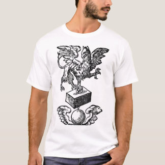 Fortune Griffin White T-Shirt