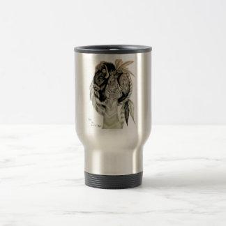 Fortune of Pride 15 Oz Stainless Steel Travel Mug