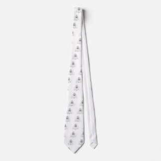 Fortune Teller Crystal Ball Drawing Tie