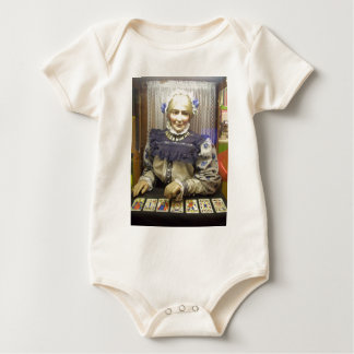 Fortune Teller from Santa Cruz Boardwalk Baby Bodysuit
