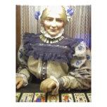 Fortune Teller from Santa Cruz Boardwalk Custom Letterhead