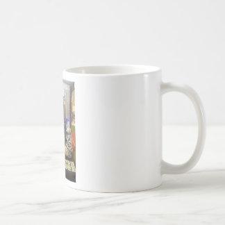 Fortune Teller from Santa Cruz Boardwalk Classic White Coffee Mug