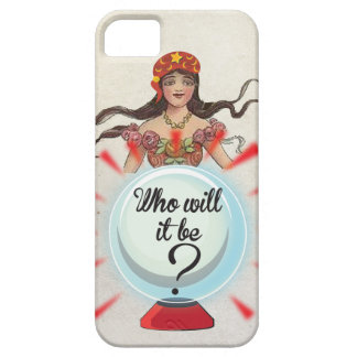Fortune Teller Gypsy Chrystal Ball iphone case iPhone 5 Case