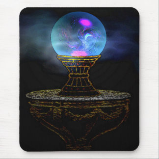 Fortune Teller Mouse Pad