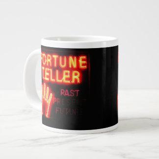 Fortune Teller - Past Present & Future Giant Coffee Mug