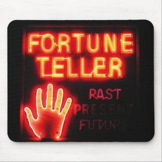 Fortune Teller - Past Present & Future Mouse Pad