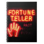 Fortune Teller - Past Present & Future Note Books