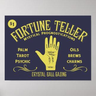 Fortune Teller Poster
