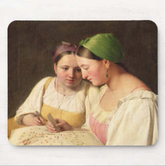 Fortune-Telling, 1842 Mouse Pad