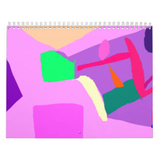 Fortune Time Spirit Human Kandinsky Robot.pdf Calendar