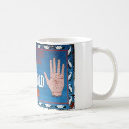 Fortunes Told Classic White Coffee Mug