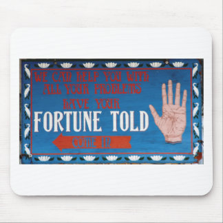 Fortunes Told Mouse Pad