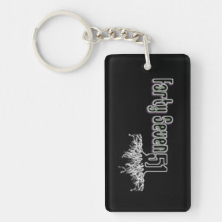 Forty-Seven 51 Key Chain