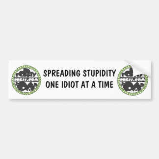 Forty Toad Bumper Sticker Car Bumper Sticker