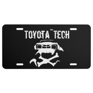 forum plate license plate