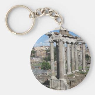 Forum Romanum Keychain