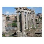 Forum Romanum Postcard