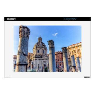 Forum Romanum, Rome, Italy Decals For Laptops