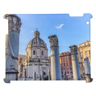 Forum Romanum, Rome, Italy iPad Cover