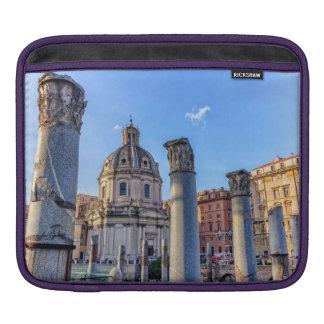 Forum Romanum, Rome, Italy iPad Sleeve