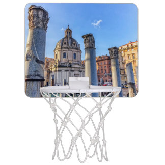 Forum Romanum, Rome, Italy Mini Basketball Hoop