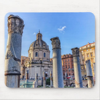 Forum Romanum, Rome, Italy Mouse Pad