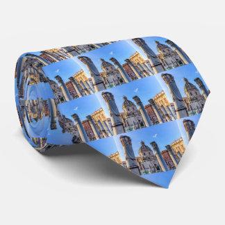 Forum Romanum, Rome, Italy Neck Tie