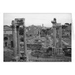 Forum Romanum Stationery Note Card