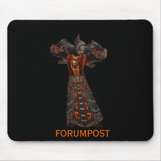 Forumposts Masterpiece Mouse Pad