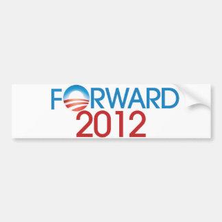Forward 2012 bumper stickers