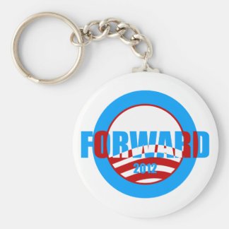 forward 2012 obama keychain