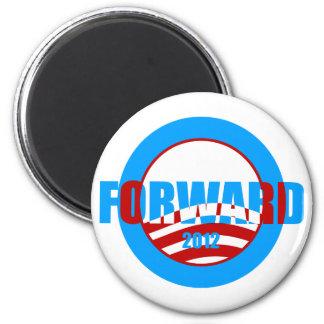 forward 2012 obama magnet