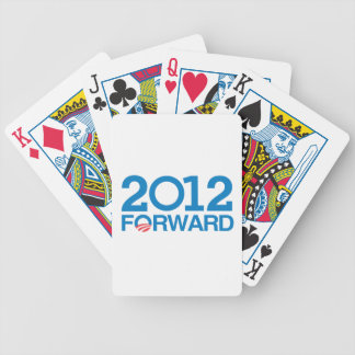 FORWARD 2012 -.png Bicycle Playing Cards