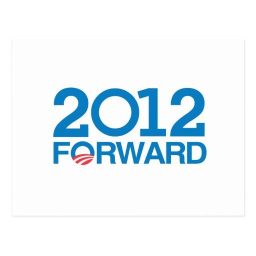 FORWARD 2012 -.png Postcard