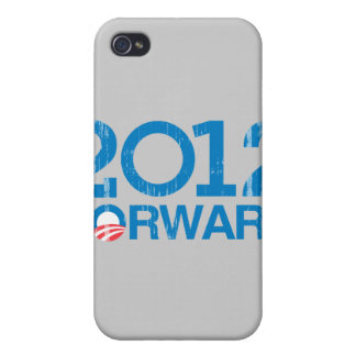 Forward 2012 Vintage iPhone 4 Covers