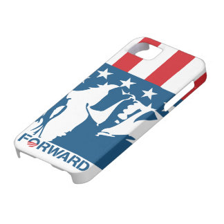 Forward Flag 2012 Obama iPhone 5 Case