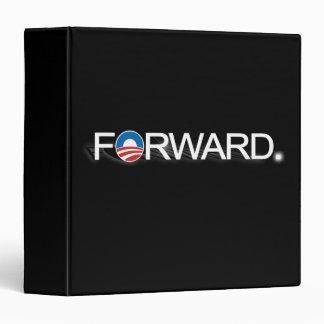Forward for Obama 2012 3 Ring Binder