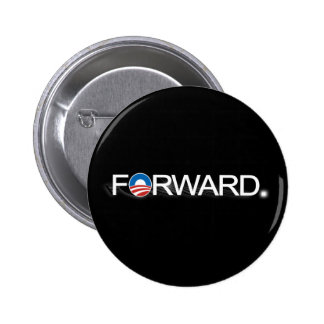 Forward for Obama 2012 Button