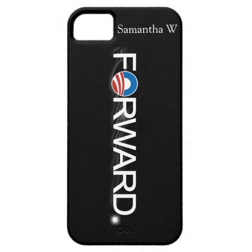 Forward for Obama 2012 iPhone 5 Cases