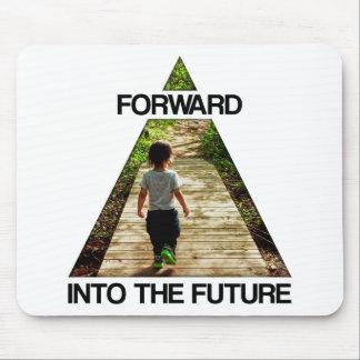 Forward Into the Future Mouse Pad
