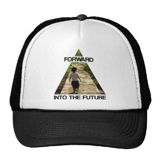 Forward Into the Future Trucker Hat