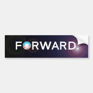 Forward Obama 2012 Election Bumper Stickers