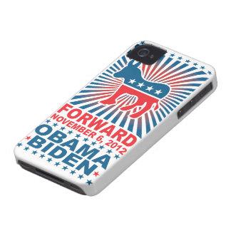Forward Obama 2012 iPhone 4 Case